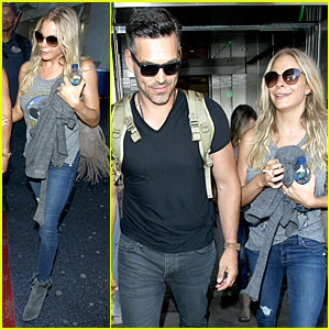LeAnn Rimes & Eddie Cibrian Missed His Kids So Much During Reality Show Promo Tri