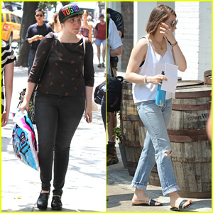 Lena Dunham Talks Birth Control After Filming 'Girls' with Co-Star Zosia Mamet!
