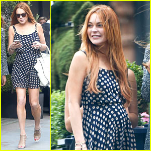 Lindsay Lohan Wants to Be Known For Talents & Not B
