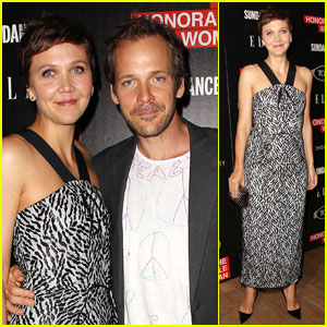 Maggie Gyllenhaal Makes Her 'Honorable Woman' Screening a Date Night with Peter Sarsgaard!