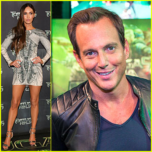 Megan Fox Has Legs For Days at 'Teenage Mutant Ninja Turtles' Mexico Prem