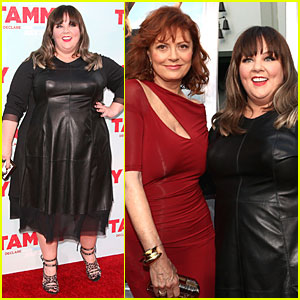 Melissa McCarthy & Susan Sarandon Bring Hilarious 'Tammy' to Hollywood!