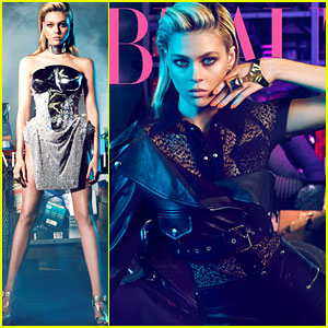 Transformers' Nicola Peltz Stuns in 'Harper's Bazaar China'!