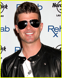 Robin Thicke May Be Giving Up His Fight to Get Paula Patton Back