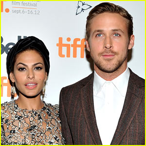 Eva Mendes Pregnant, Expecting B