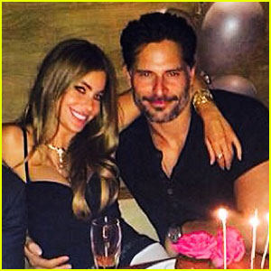 Sofia Vergara Celebrates 42nd Birthday with Joe Manganiello By Her Side!
