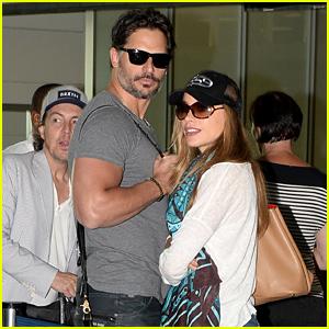 Sofia Vergara & Joe Manganiello 'Couldn't Keep Their Hands Off Each Other' in Miami!