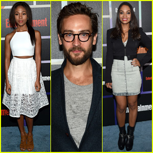 Sleepy Hollow's Tom Mison & Nicole Beharie Take San Diego Comic-Con by Storm