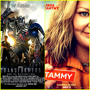 'Transformers' Topples 'Tammy' at Fourth of July Box Office