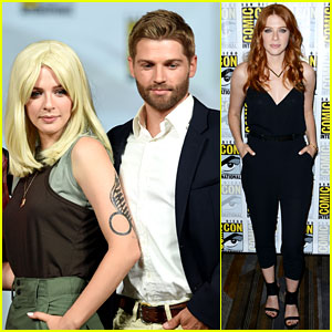 Rachelle Lefevre and mike vogel