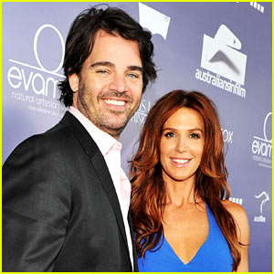 Unforgettable's Poppy Montgomery Pregnant with Third Child!