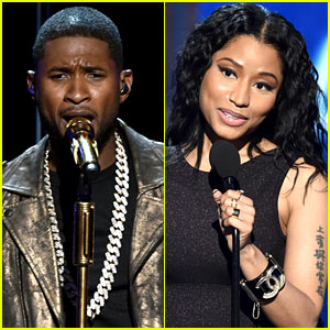 Usher & Nicki Minaj Team Up for 'She Came to Give It To You' - Full Song & Lyrics Here!