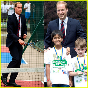 'Vanity Fair' Denies Photoshopping Prince William's Hair on Prince George Magazine Cover