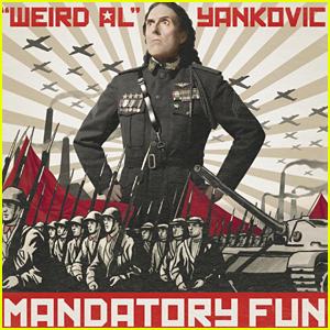 'Weird Al' Yankovic Scores First Number 1 Album in 30 Year Career, MAGIC!'s 'Rude' Remains Number 1 Song