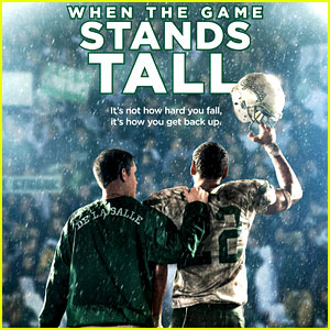 RSVP for FREE Tickets to Just Jared's 'When The Game Stands Tall