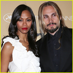 Not Only is Zoe Saldana Pregnant, B