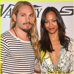 Zoe Saldana Pregnant, Expecting First Child with Hu