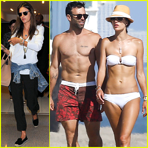 Alessandra Ambrosio's Bikini Body is Absolutely Flawless!
