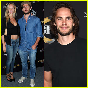Who is taylor kitsch dating 2014. un rockero de locura online dating.