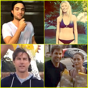 ALS Ice Bucket Challenge - See All the Celeb V