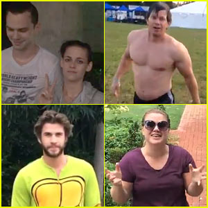 ALS Ice Bucket Challenge - See All the Celeb Vide