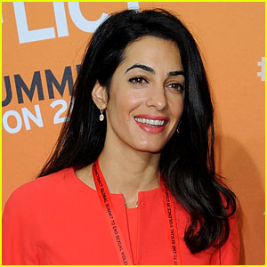 Amal Alamuddin Will Serve on the UN's Gaza Human Rights Commission
