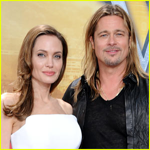 Angelina Jolie & Brad Pitt's Wedding Guest List Had 22 Pe