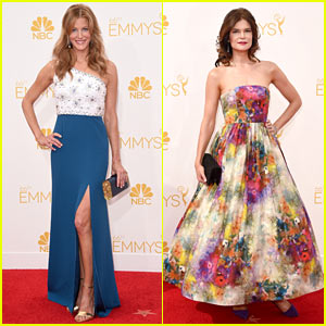 Anna Gunn & Betsy Brandt Are 'Breaking Bad' at Emmys 2014