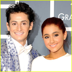 Ariana Grande Defends Brother Frankie from Homophobic Instagram Comment