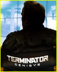 Arnold Schwarzenegger Reveals 'Terminator 5' Title is 'Terminator: Genisys'
