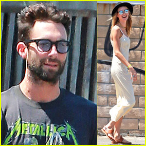 Adam Levine Wants to Have 100 Kids with Wife Behati Prinsloo!