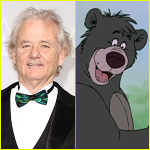 Bill Murray Will Be Baloo in 'Jungle Book' Reboot