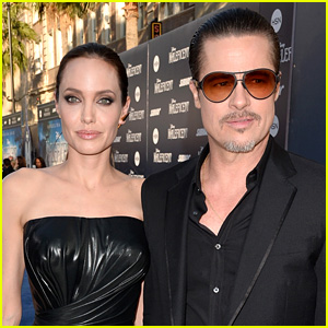 Get the Latest News & Details on Brangelina's Wedding!