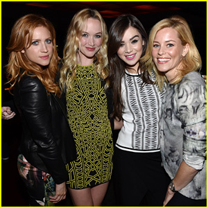 The 'Pitch Perfect 2' Cast Reunites at Justin Timberlake's Show!