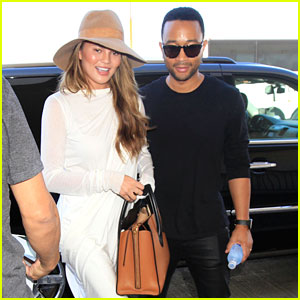 Chrissy Teigen Really Hates the Miami Airport