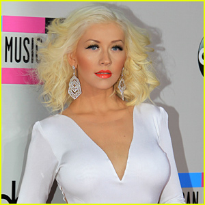 Don't Expect to See Christina Aguilera in 'Playboy' Anytime Soon...