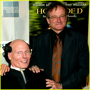 Christopher Reeve's Family Honors Longtime Friend Robin Williams After His Tragic Death