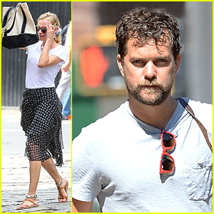 Diane Kruger & Joshua Jackson Get Some Alone Time in NYC!