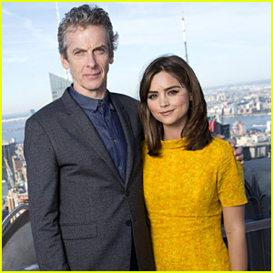 Doctor Who's Jenna Coleman Rumored To Be Leaving the Show By Christmas
