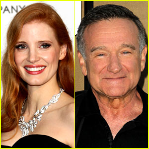 Jessica Chastain: Robin Williams Changed My Life Through a College Scholarship
