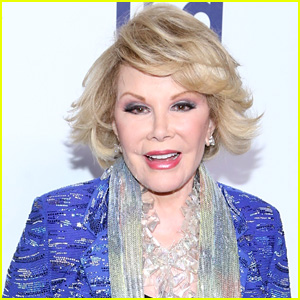 Joan Rivers is Currently on Life Support at Mount Sinai - Report