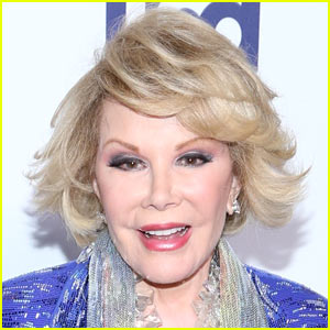 Joan Rivers Placed in Medically Induced Coma (R