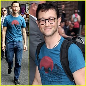 Joseph Gordon-Levitt Absolutely Calls Himself a Feminist