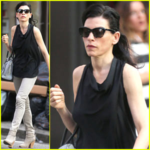 Julianna Margulies Is Getting Criticized for Her Emmys Speech