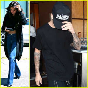 Justin Bieber Investigated for Attemped Robbery After  Selena Gomez Dave & Buster's Date - Report