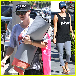 Kaley Cuoco Shows She's Ballin' After Getting New 'Big Bang Theory' Contract!