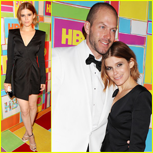 Kate Mara & Stylist Johnny Wujek Spice Up the HBO Emmys 2014 After Party!