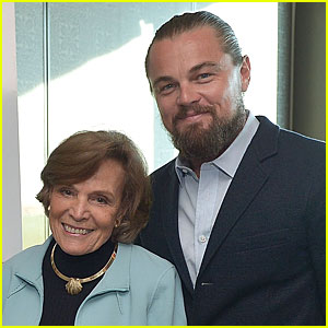 Leonardo DiCaprio Spreads the Word on Documentary 'Mission Blue'!