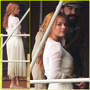 Margot Robbie Begins Filming 'Tarzan' After Mystery Boyfriend is Revealed!