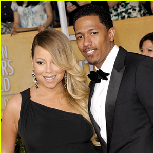 Nick Cannon Confirms He & Mariah Carey Are Living Apart